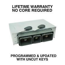 Engine Computer Programmed with Keys 2002 Mercury Mountaineer 1U7A-12A650-GMA