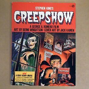 PLUME/PENGUIN Creepshow Comic 1982 First Edition 3rd Printing - Romero/King RARE