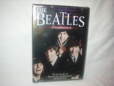 THE BEATLES UNAUTHORIZED DVD INTERVIEWS PERFORMANCES  FACTORY SEALED 2002