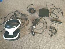 Playstation VR Headset V2 With Camera PSVR Mint Condition