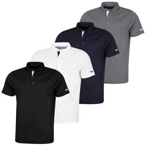 Wolsey Mens Fox Arm Temperature Regulating Golf Polo Shirt 67% OFF RRP