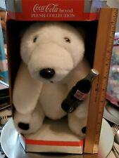Coca-Cola brand Plush collection Polar Bear