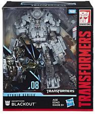 Hasbro Transformers Studio Series 08 Leader Blackout Action Figure - E0980