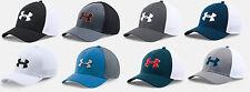 Under Armour Men's UA Golf Mesh Stretch 2.0 Flex Fit Cap Hat  - M/L or L/XL