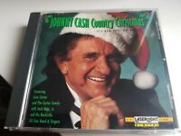Johnny Cash - Johnny Cash Country Christmas - Johnny Cash CD