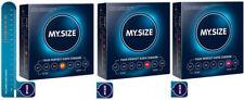 My.Size Kondome - 3er Probiersets -je 3 verschiedene Größen 57-60-64 zum Testen