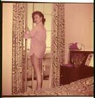 Внешний вид - Mitzi Gaynor Candid Leggy pose Vintage Original 2.25 x 2.25 Transparency