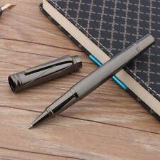 Writing Instruments metal luxurious Cut flowers Gun black Rollerball Pen