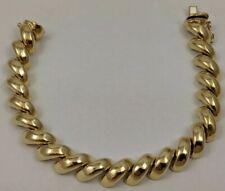 San Marco Bracelet 14K Yellow Gold