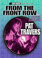 Pat Travers - From the Front Row...Live (DVD Audio, 2003)