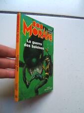 VERNES / BOB MORANE / LA GUERRE DES BALEINES /  CHAMPS ELYSEES 1980