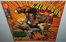 BUSTA RHYMES FEAT. EMINEM + EVERLAST CALM DOWN 2017 RSD LIMITED VINYL LP
