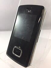 LG Chocolate KG800 Orange Network Black Slide Mobile Phone