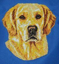 Embroidered Sweatshirt - Golden Retriever DLE1545 Sizes S - XXL