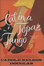 Cat in a Topaz Tango: A Midnight Louie Mystery (Midnight Louie-ExLibrary