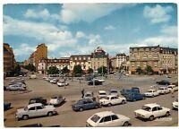 rennes place de la gare  les grands hôtels et l'avenue janvier