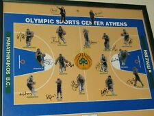 A Commemorative Poster, for the 100 years since the founding of Panathinaikos