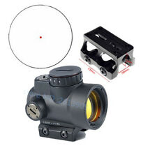 MRO Style Holographic 1x25 Red Dot Sight Optic scope Black/Tan