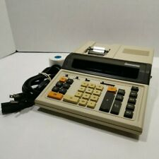 Vintage Texas Instruments TI-5219 Electric 12-Digit Printing Calculator