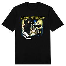 Limp Bizkit Just Like This Short Sleeve Black Unisex S-4Xl T-shirt H427