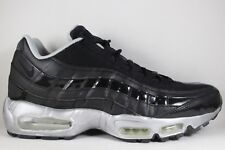 Nike Air Max 95 Attack Pack Black Metallic Silver size 10