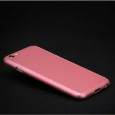 360° Full Body Hybrid Hard Back Case Cover+Tempered Glass For iPhone 5 6s 7 Plus