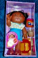 Cabbage Patch Kids Peanut Butter and Jelly Doll by Mattel New In Box Ethnic Rare