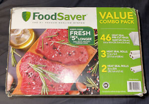 Foodsaver Value Combo Pack