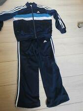 adidas Trainingsanzug/Sportanzug für Kinder (Jungen) Gr. 128