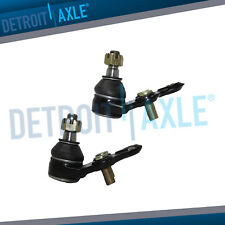 Both (2) New Front Lower Ball Joints for 1988 - 1992 Geo Prizm Toyota Corolla