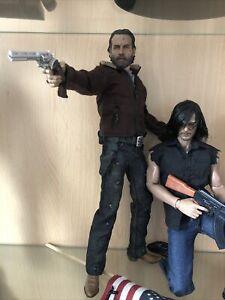 1/6 Threezero Rick Grimes The Walking Dead