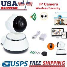 Wireless Pan Tilt 720P Security Network CCTV IP Camera WIFI Night Vision Webcam