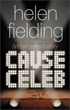 Cause Celeb by Helen Fielding (2001, Hardcover)