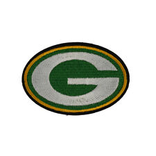 """NFL Green Bay Packers Logo  DIY Team Embroidery Decoration 3.07""""X2.09"""""""