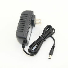 AC Adapter Charger For Yamaha PSR-E233 YPG-525 YPG-275 Keyboard Power Supply