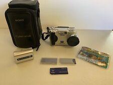 Sony Cyber Shot DSC-S50 Bundle