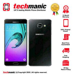 Samsung Galaxy A5 (2016) SM-A510F - 16GB - Black (Unlocked) Smartphone