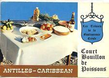 CP Antilles - Court Bouillon de Poissons