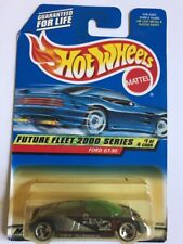Hot Wheels Future Fleet 2000 Series Ford GT-90 Scale 1:64 New
