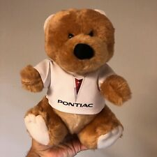 Pontiac Teddy Bear