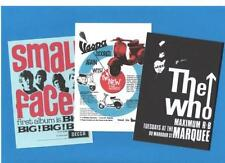 The Who Posters Music Memorabilia (1960s)