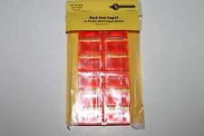 HO Scale State Tool & Die CMA-795RH Red Hot Ingot 24 Pack
