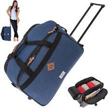 Reisetasche Trolley 55 Elephant Reisetrolley Handgepäck Tasche Bag 12690 TT Blau