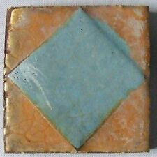 Antique Grueby Pardee Tile Arts & Crafts Art Deco Pottery Mission Vintage