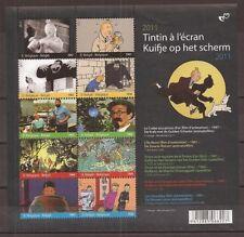 Belgium - Sheet - 2011 - COB 192** - Tintin - MNH -