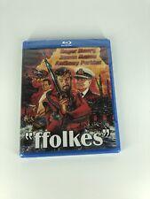FFOLKES New Sealed Blu-ray aka North Sea Hijack Roger Moore Anthony Perkins