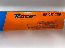 Roco HO 04116D BR 657 OBB 0-10-0 Steam loco
