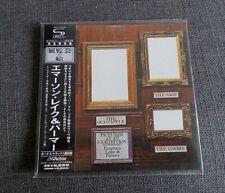 Emerson Lake & Palmer Pictures at An Exhibition JAPAN MINI LP SHM CD SEALED