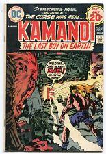 Kamandi 27 Fine Dc Comics Cbx36