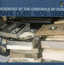 SCIENTIST AT THE CONTROLS OF DUB RARE DUBS 1979-1980 NEW CD £9.99